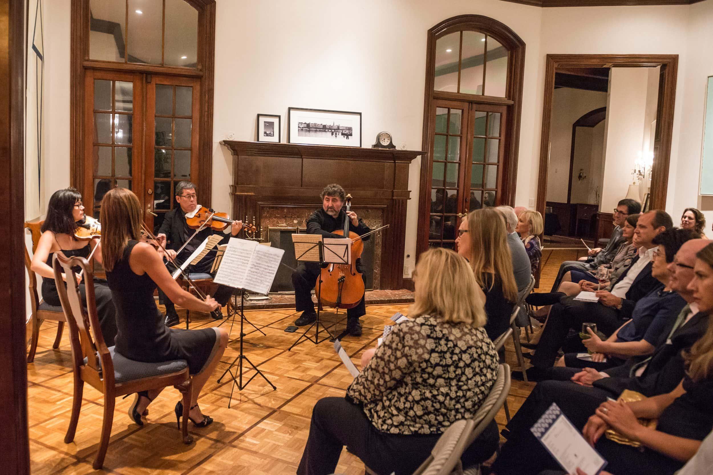 LACO musicians